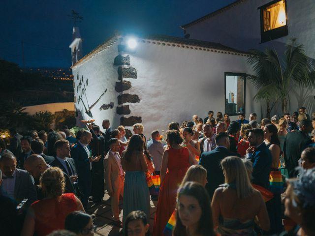 La boda de Andres y Juantxo en Los Realejos, Santa Cruz de Tenerife 17