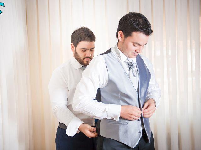 La boda de Daniel y Leyre en Logroño, La Rioja 6