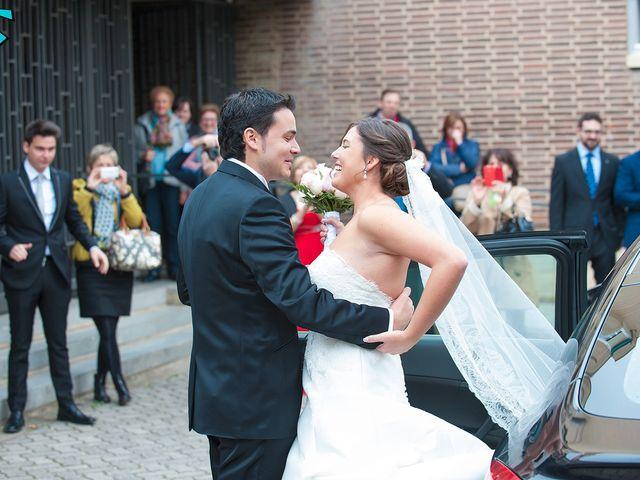 La boda de Daniel y Leyre en Logroño, La Rioja 8