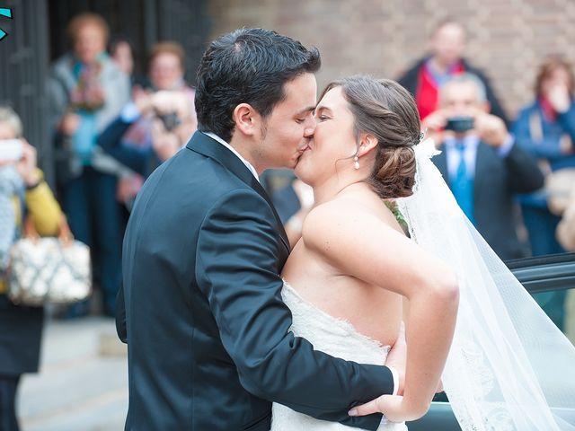 La boda de Daniel y Leyre en Logroño, La Rioja 9