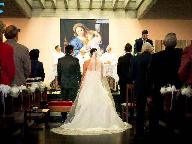 La boda de Daniel y Leyre en Logroño, La Rioja 10
