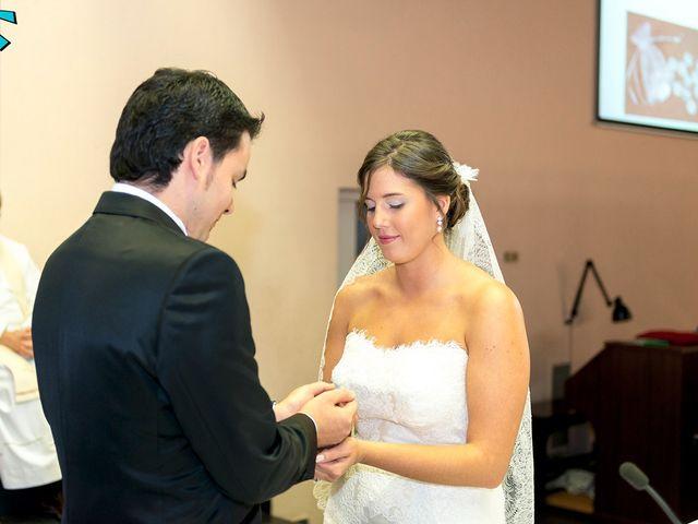 La boda de Daniel y Leyre en Logroño, La Rioja 12