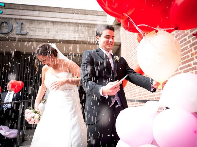 La boda de Daniel y Leyre en Logroño, La Rioja 13