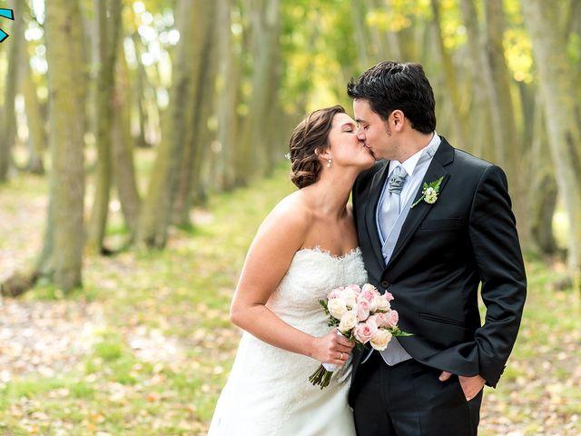 La boda de Daniel y Leyre en Logroño, La Rioja 17