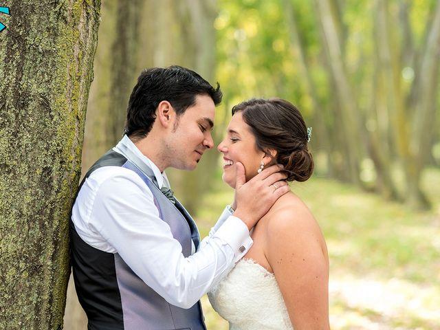 La boda de Daniel y Leyre en Logroño, La Rioja 20