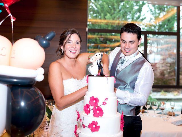 La boda de Daniel y Leyre en Logroño, La Rioja 23