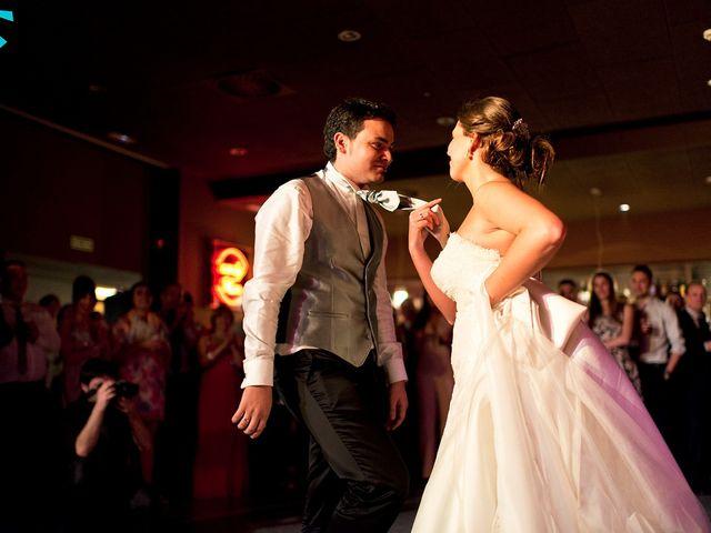 La boda de Daniel y Leyre en Logroño, La Rioja 25