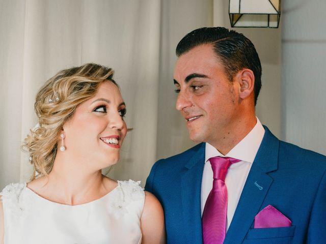 La boda de Jorge y Manuela en Jerez De La Frontera, Cádiz 25