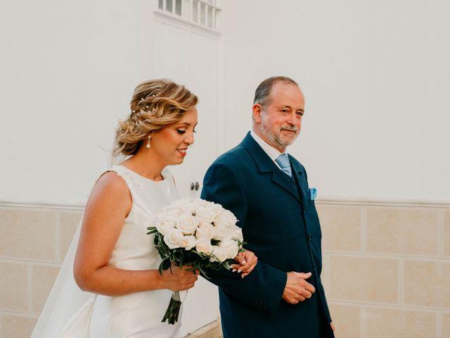 La boda de Jorge y Manuela en Jerez De La Frontera, Cádiz 37