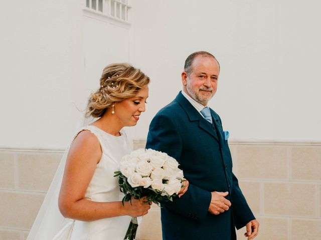 La boda de Jorge y Manuela en Jerez De La Frontera, Cádiz 38