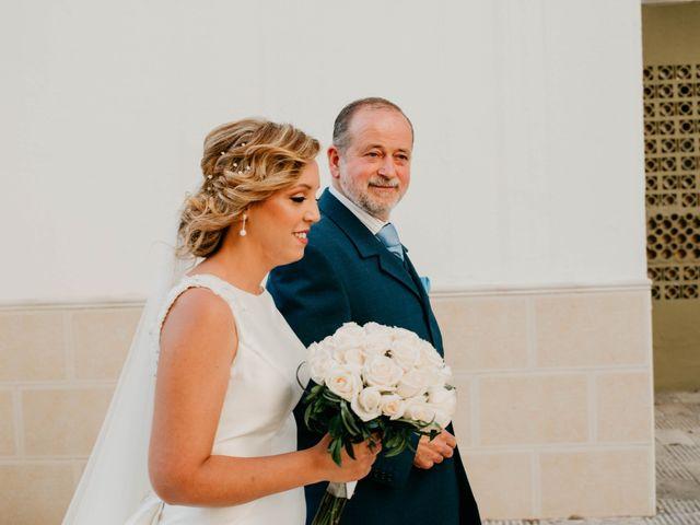 La boda de Jorge y Manuela en Jerez De La Frontera, Cádiz 39