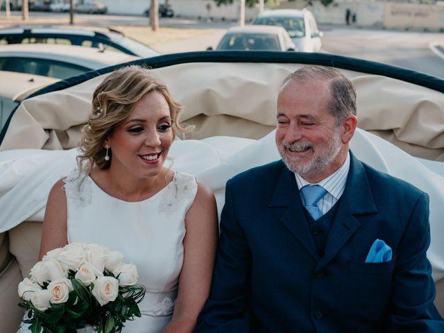 La boda de Jorge y Manuela en Jerez De La Frontera, Cádiz 43