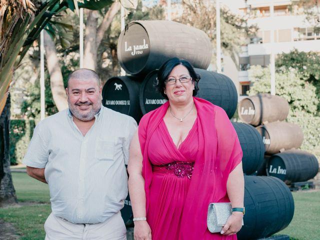 La boda de Jorge y Manuela en Jerez De La Frontera, Cádiz 50