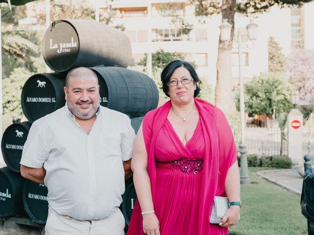 La boda de Jorge y Manuela en Jerez De La Frontera, Cádiz 51