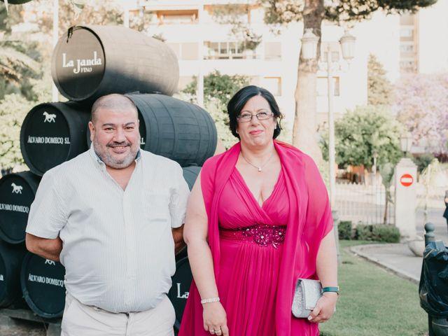 La boda de Jorge y Manuela en Jerez De La Frontera, Cádiz 53