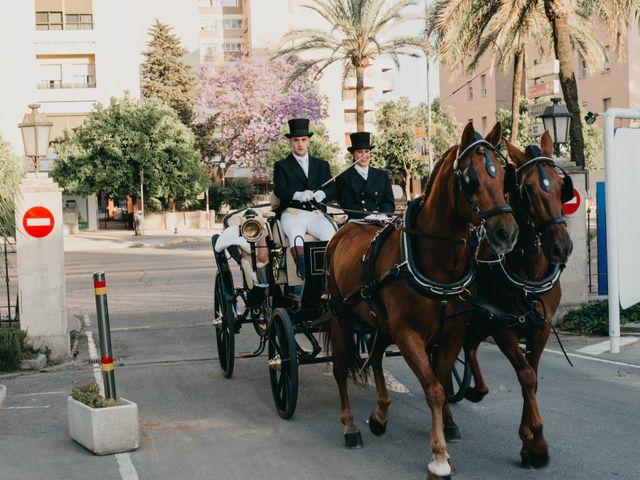 La boda de Jorge y Manuela en Jerez De La Frontera, Cádiz 57