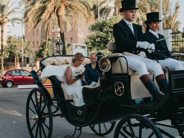 La boda de Jorge y Manuela en Jerez De La Frontera, Cádiz 58