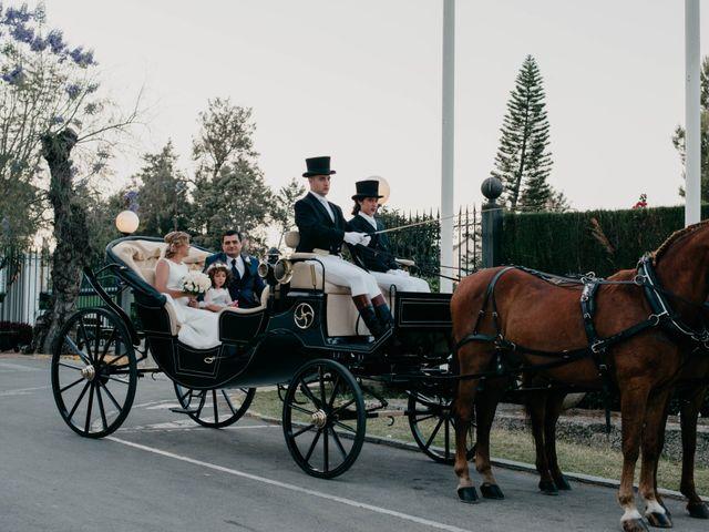 La boda de Jorge y Manuela en Jerez De La Frontera, Cádiz 328