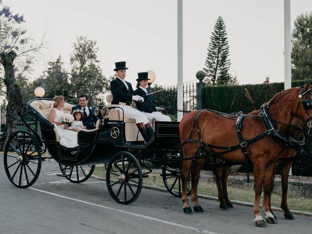 La boda de Jorge y Manuela en Jerez De La Frontera, Cádiz 329