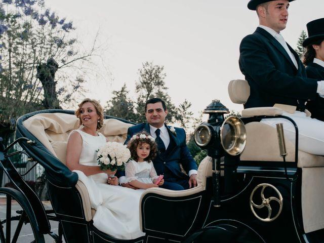 La boda de Jorge y Manuela en Jerez De La Frontera, Cádiz 332