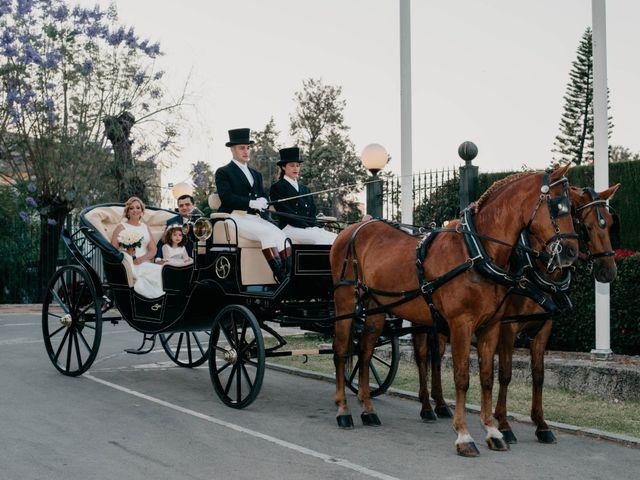 La boda de Jorge y Manuela en Jerez De La Frontera, Cádiz 335