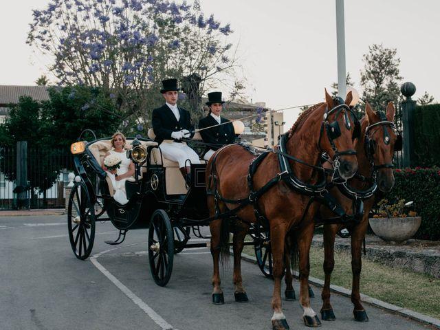 La boda de Jorge y Manuela en Jerez De La Frontera, Cádiz 336
