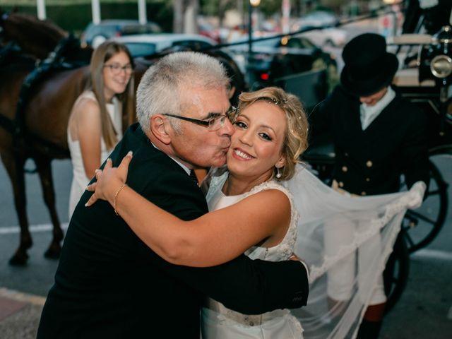 La boda de Jorge y Manuela en Jerez De La Frontera, Cádiz 348