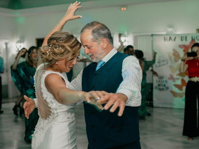 La boda de Jorge y Manuela en Jerez De La Frontera, Cádiz 416