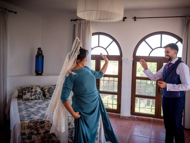 La boda de Castor y Marina en Dos Hermanas, Sevilla 2