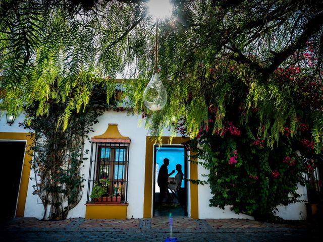 La boda de Castor y Marina en Dos Hermanas, Sevilla 7