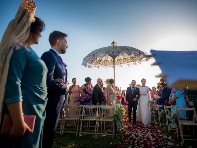 La boda de Castor y Marina en Dos Hermanas, Sevilla 11