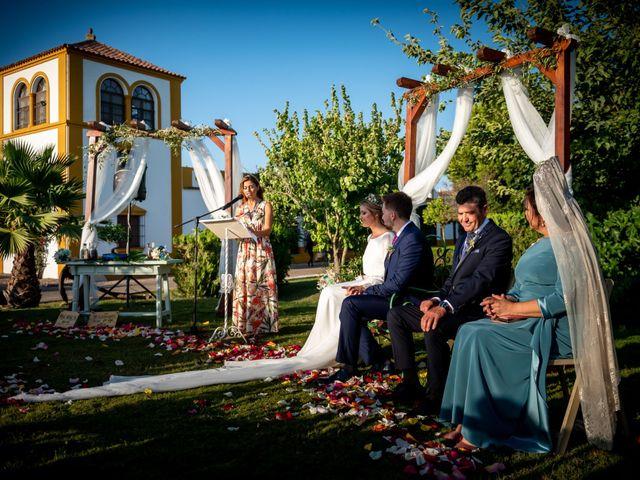 La boda de Castor y Marina en Dos Hermanas, Sevilla 12