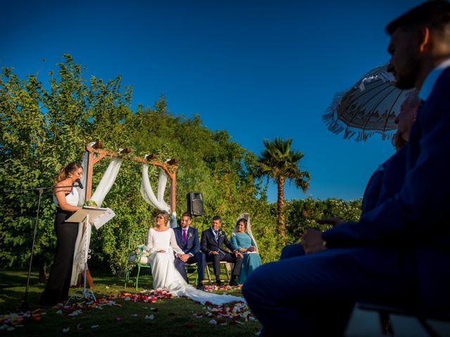 La boda de Castor y Marina en Dos Hermanas, Sevilla 13