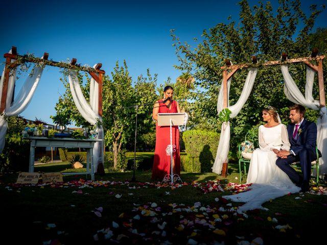 La boda de Castor y Marina en Dos Hermanas, Sevilla 14