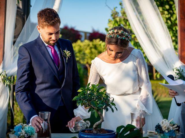 La boda de Castor y Marina en Dos Hermanas, Sevilla 15