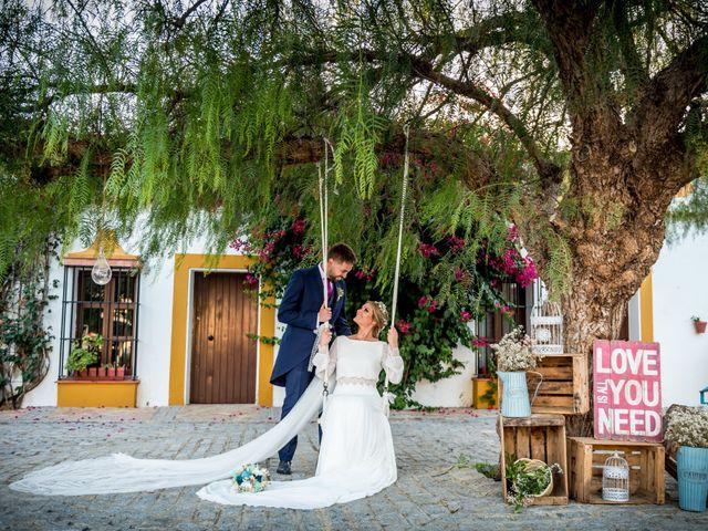 La boda de Castor y Marina en Dos Hermanas, Sevilla 16