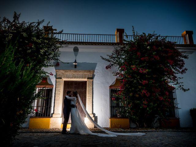 La boda de Castor y Marina en Dos Hermanas, Sevilla 17