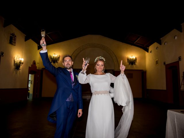 La boda de Castor y Marina en Dos Hermanas, Sevilla 18