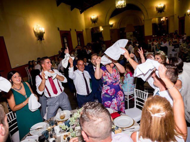 La boda de Castor y Marina en Dos Hermanas, Sevilla 19