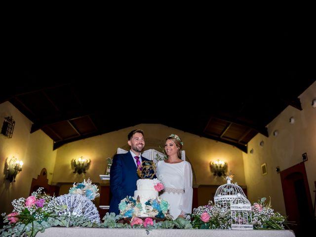 La boda de Castor y Marina en Dos Hermanas, Sevilla 21