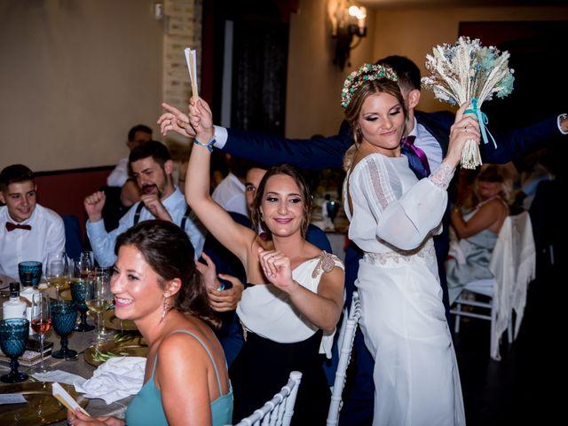 La boda de Castor y Marina en Dos Hermanas, Sevilla 22