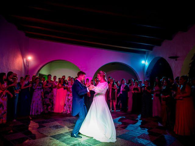 La boda de Castor y Marina en Dos Hermanas, Sevilla 23