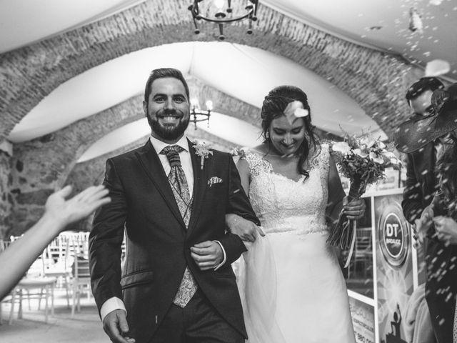La boda de David y Rebeca en Cáceres, Cáceres 33