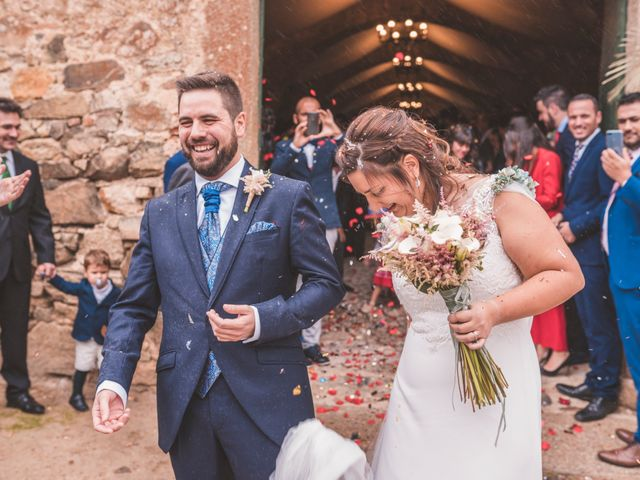 La boda de David y Rebeca en Cáceres, Cáceres 35