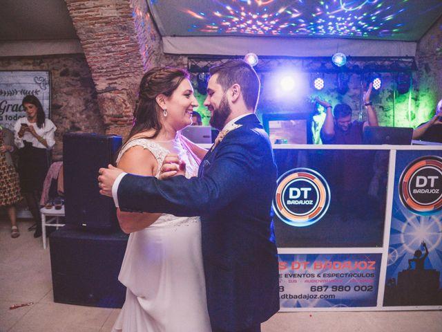 La boda de David y Rebeca en Cáceres, Cáceres 52