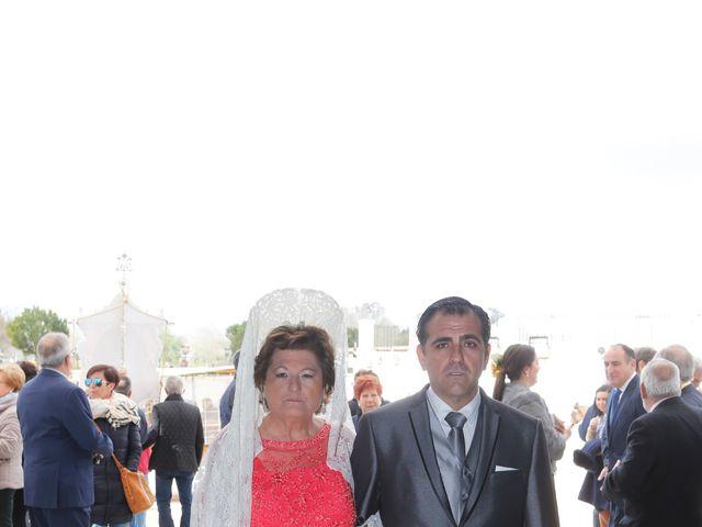 La boda de Mayka y Joaquín en El Rocio, Huelva 7