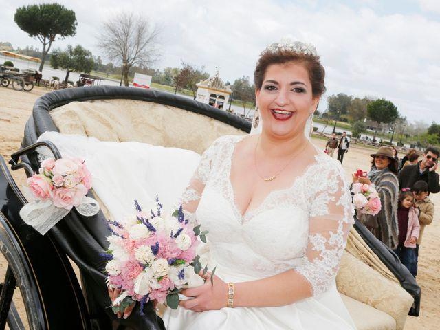 La boda de Mayka y Joaquín en El Rocio, Huelva 8