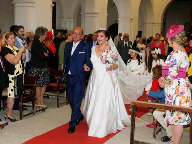 La boda de Mayka y Joaquín en El Rocio, Huelva 10
