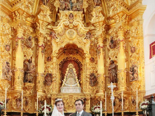 La boda de Mayka y Joaquín en El Rocio, Huelva 13