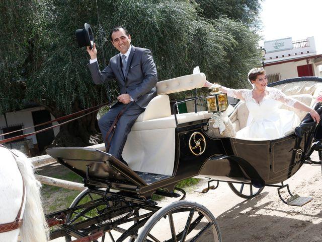 La boda de Mayka y Joaquín en El Rocio, Huelva 15
